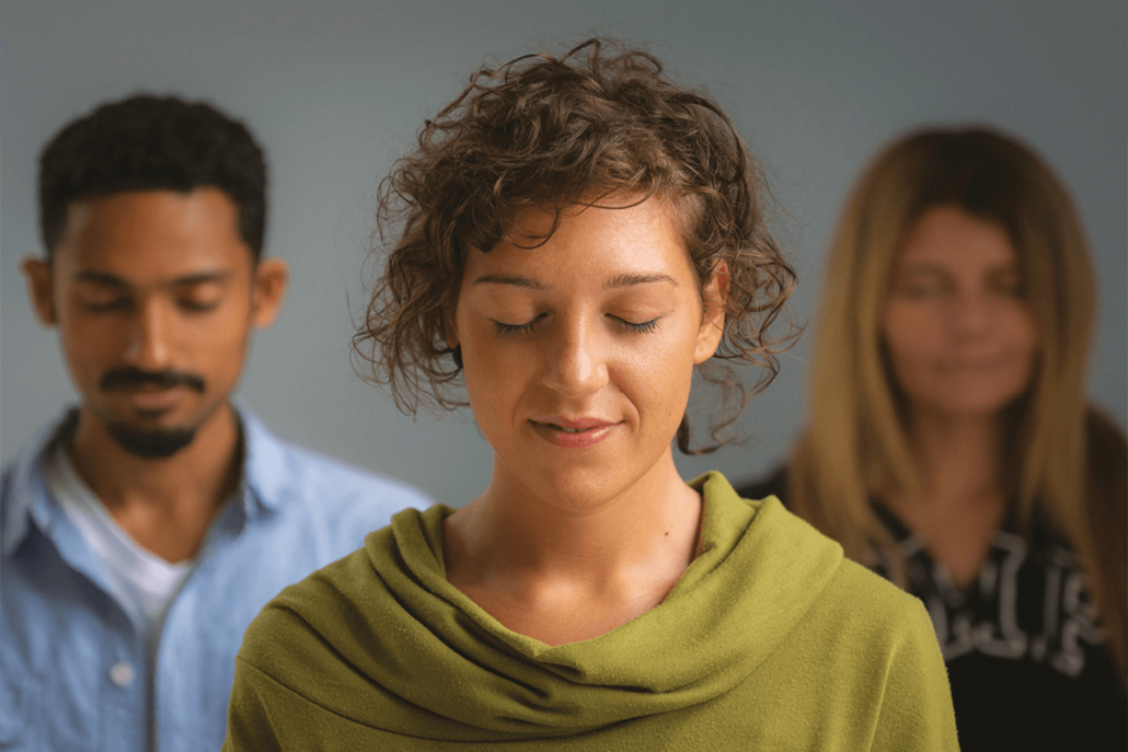 weekly sunday morning meditation classes 11am - 12:15pm