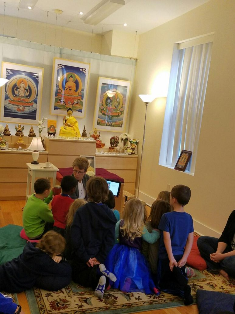 Kadampa Meditation Center Boston | Meditation for Kids & Family